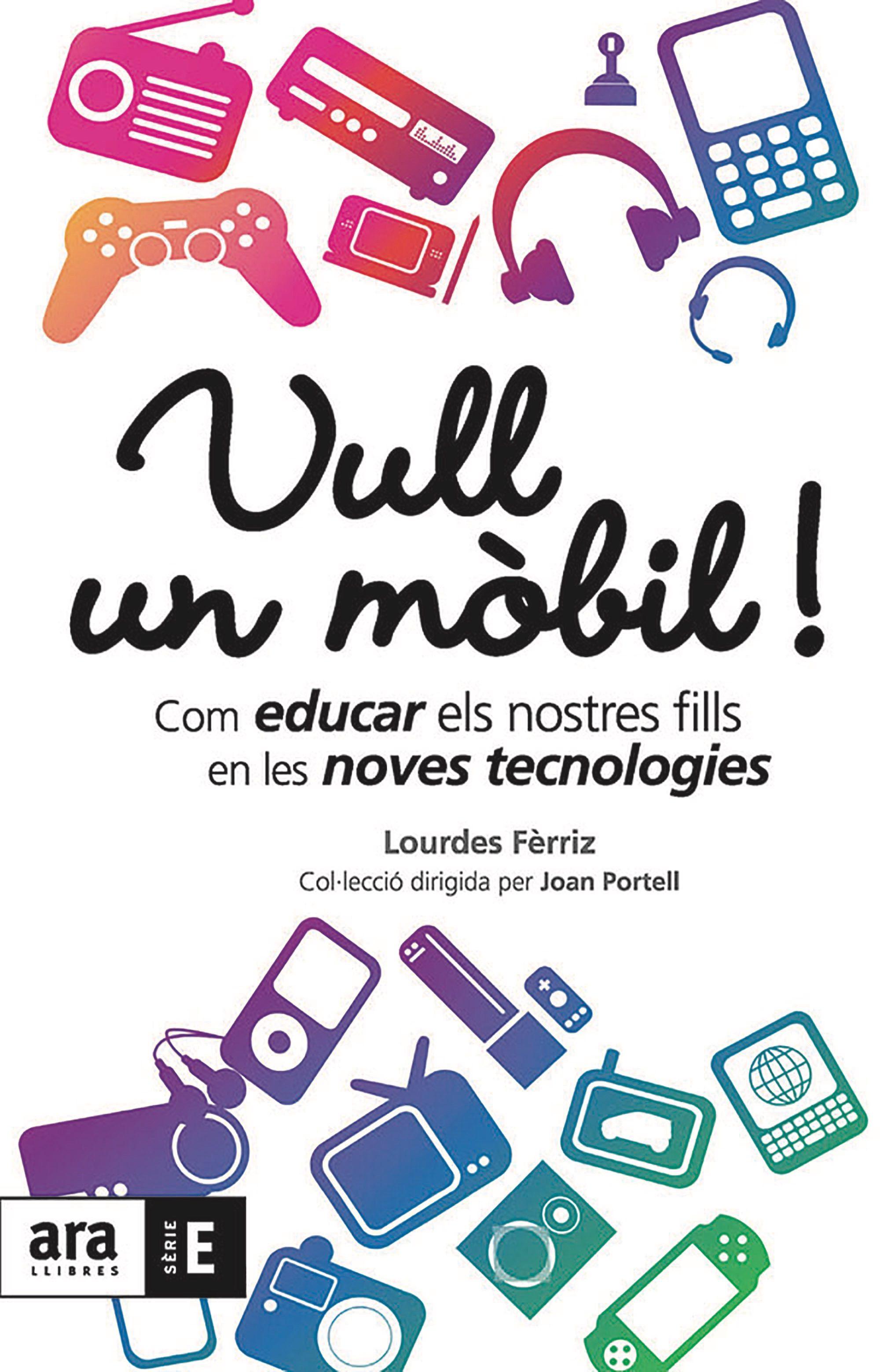 vull un mòbil! (ebook)-9788492907663