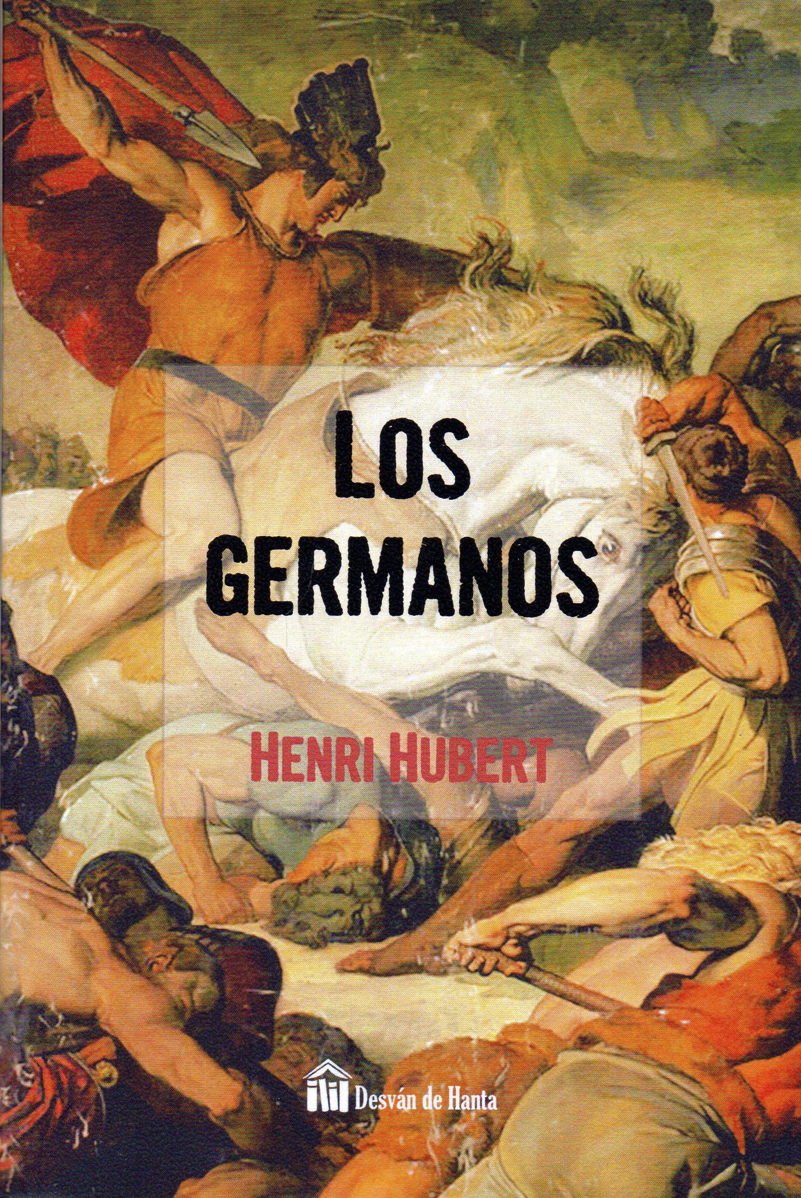 Los Germanos por Henri Hubert