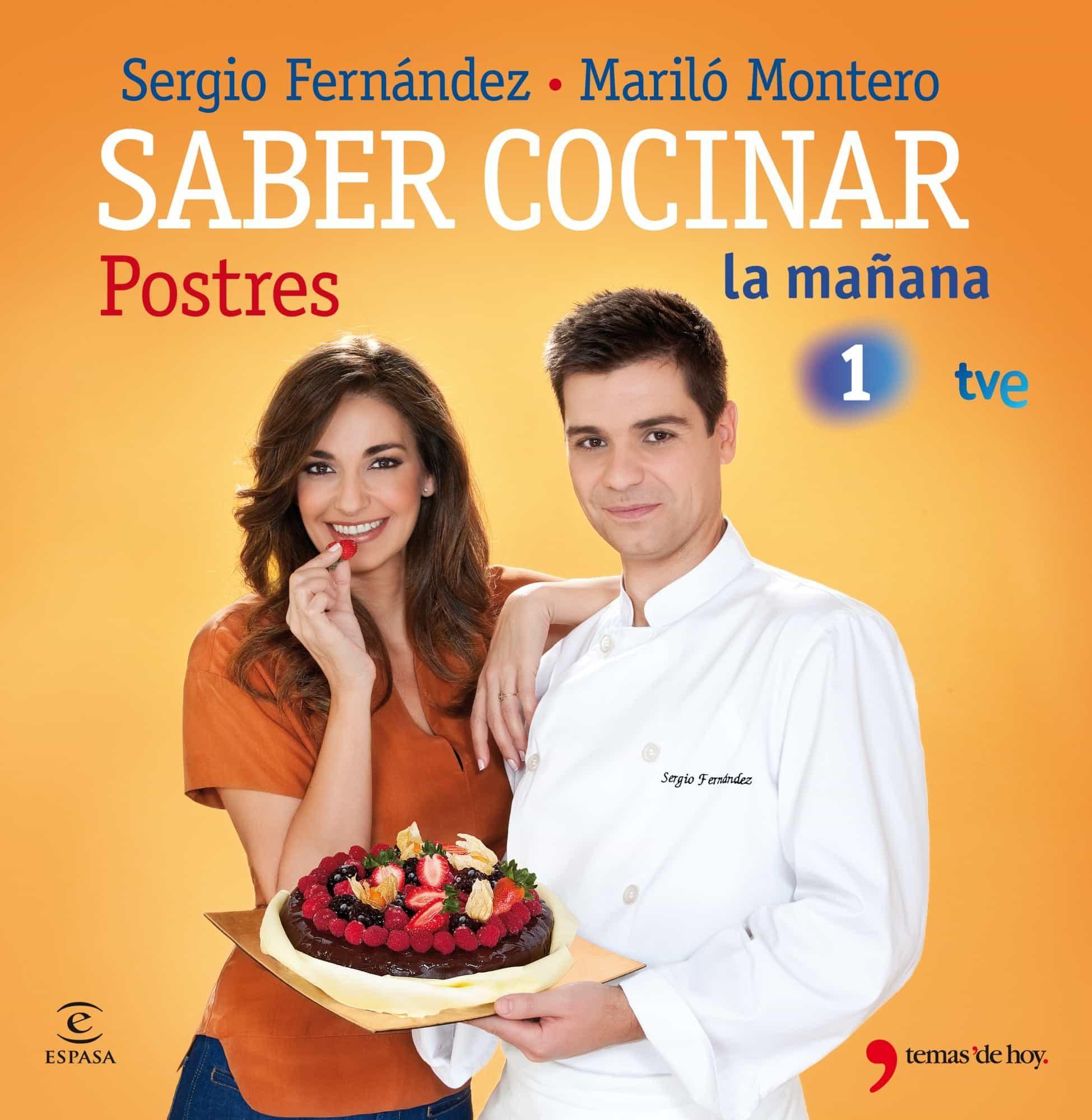 C Cocina Recetas Sergio Fernandez   Pe Saber Cocinar Postres Sergio Fernandez Comprar Libro