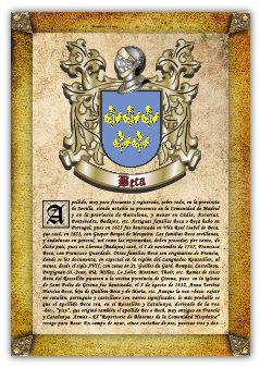 Apellido Beca (pdf De Lectura E Impresión)