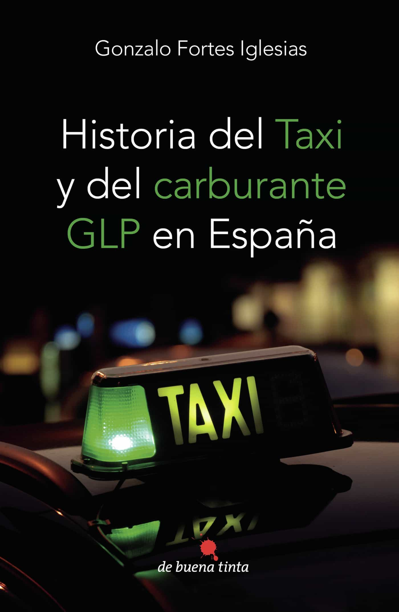 Historia del taxi y del carburante GLP en España