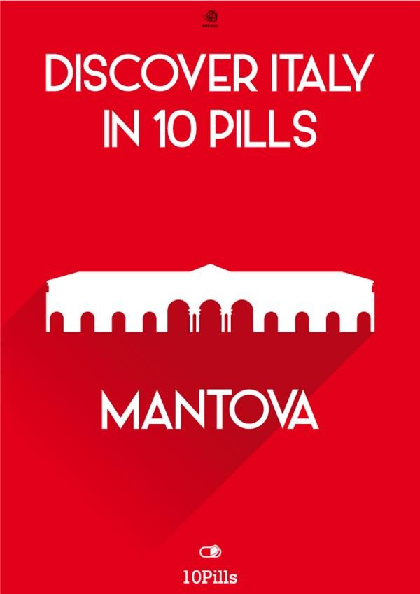 Discover Italy in 10 Pills - Mantua