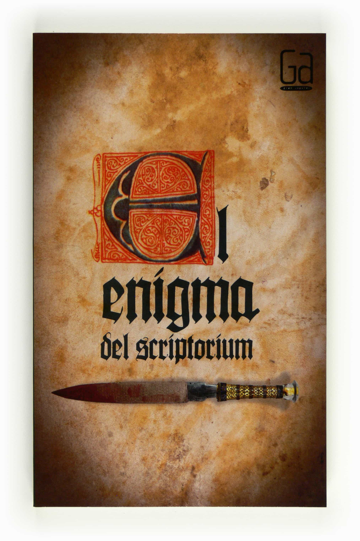 El enigma del scriptorium (eBook-ePub) (Gran angular)