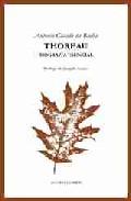 THOREAU: BIOGRAFIA ESENCIAL