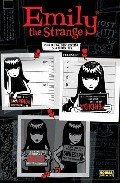 EMILY THE STRANGE: EL CÓMIC VOL. 1. PERDIDA, SINIESTRA Y ABURRIDA (MADE IN HELL)