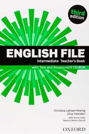 Oxford English File Intermediate Third Edition sur Bookys