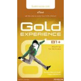 gold experience b1+ etext student access card-9781447973973