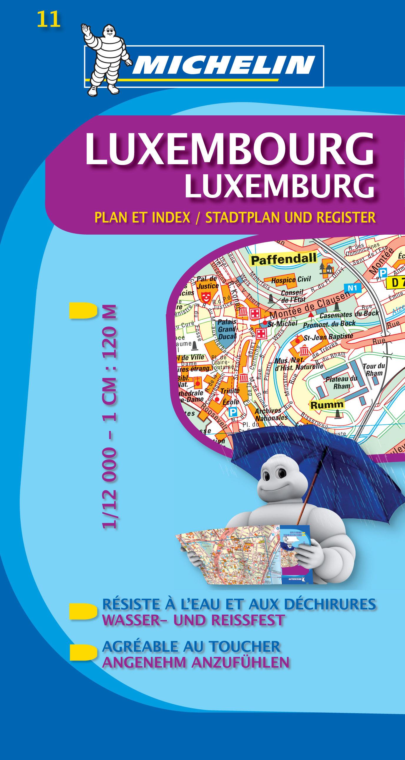 Luxembourg / Luxemburg  por Vv.aa.
