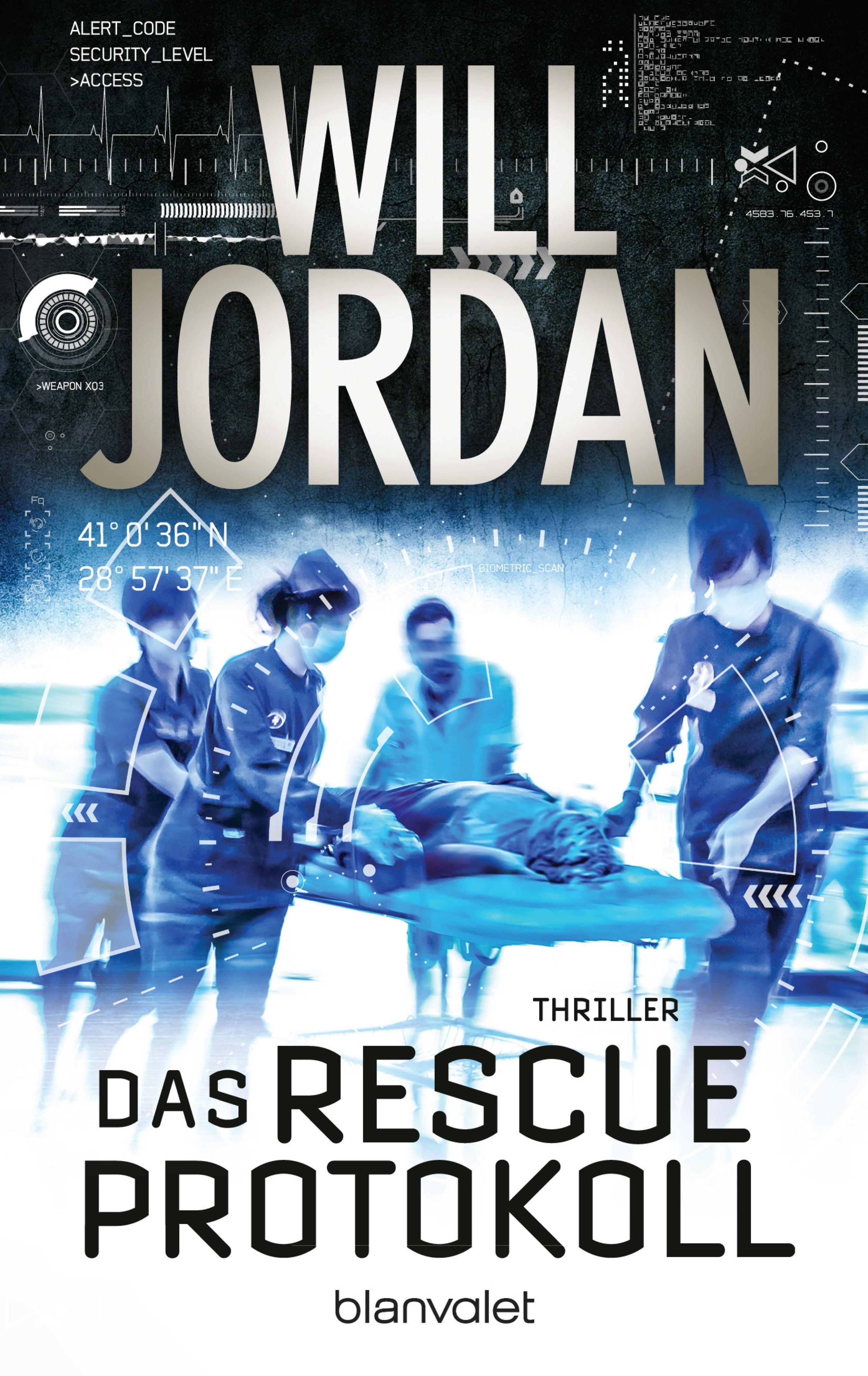 Das Rescue-protokoll   por Will Jordan epub