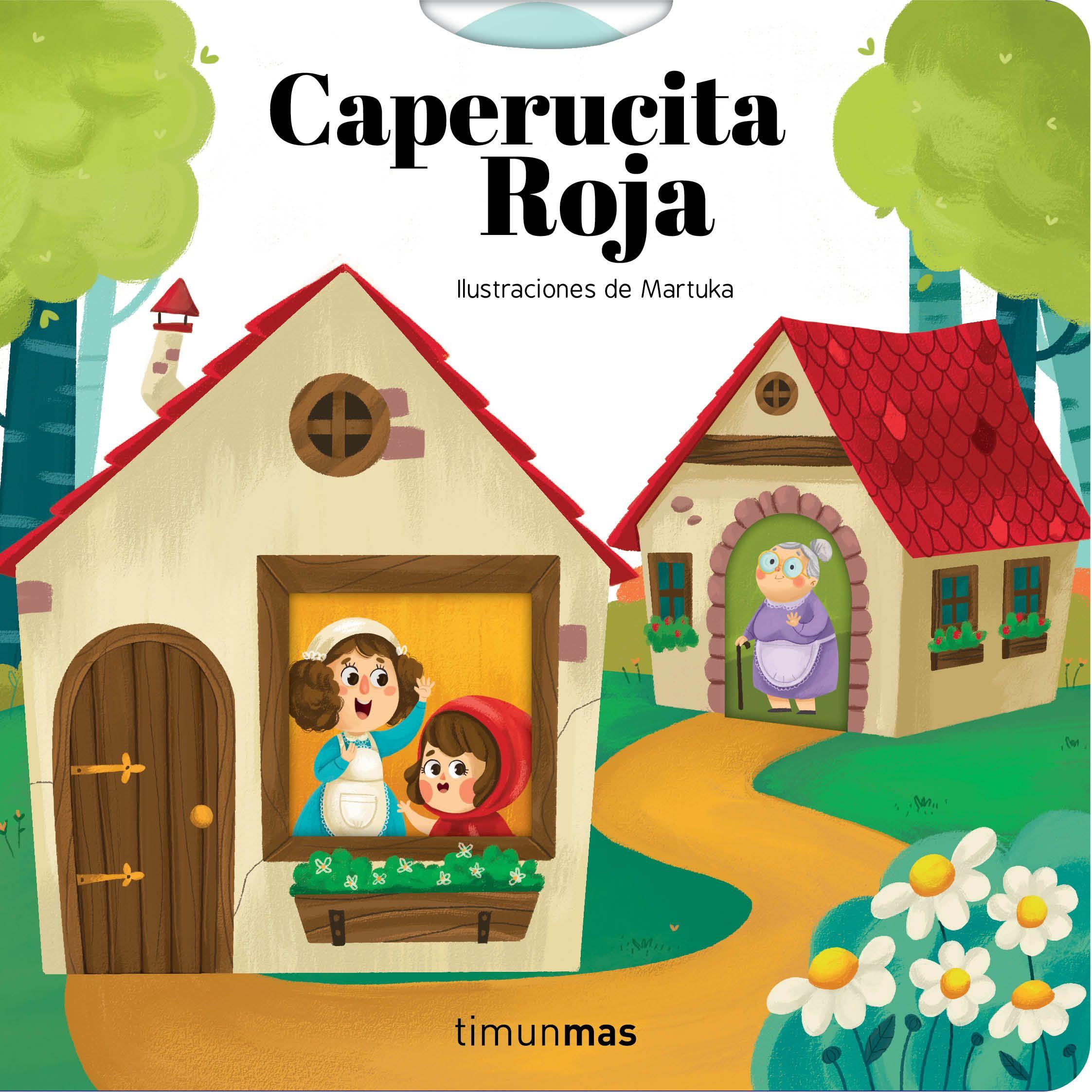 Caperucita Roja: Cuento Con Mecanismos por Vv.aa.