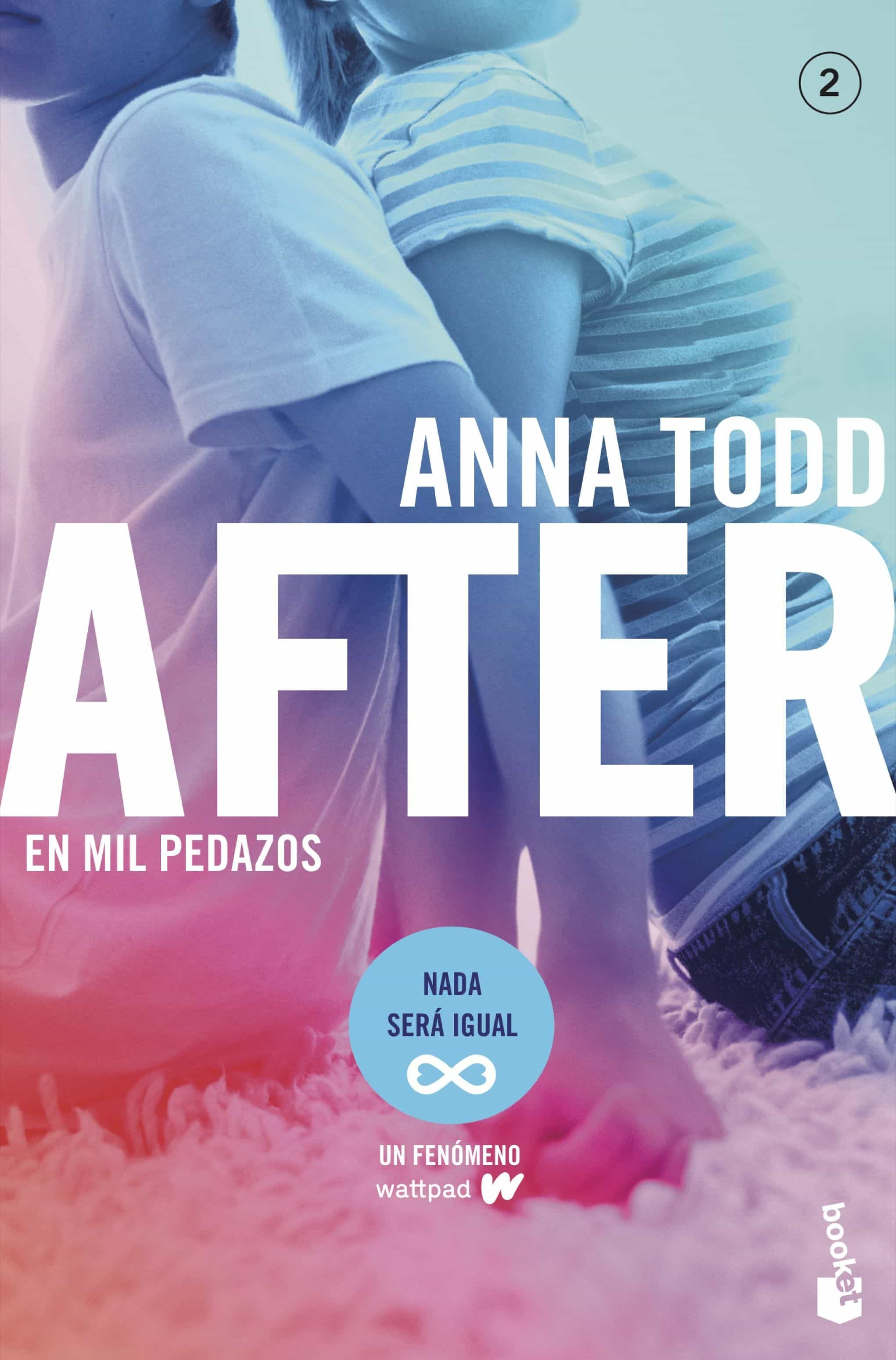 libro after 4 amor infinito pdf