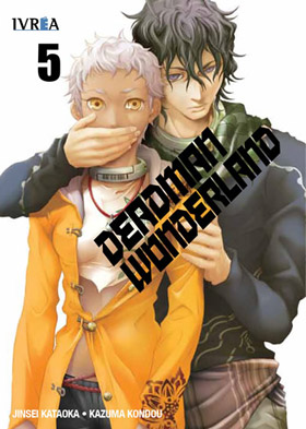 deadman wonderland nº 5-jinsei kataoka-kazuma kondou-9788415680673