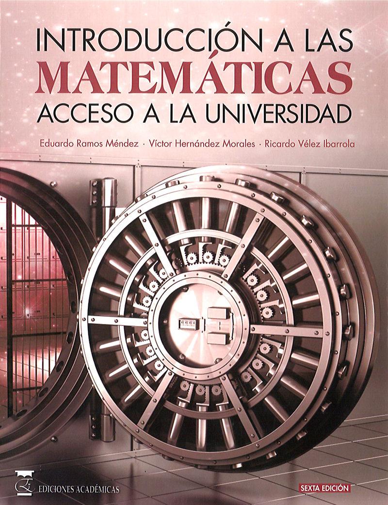 Introduccion A Las Matematicas  Edicion 2016 por Vv.aa. epub