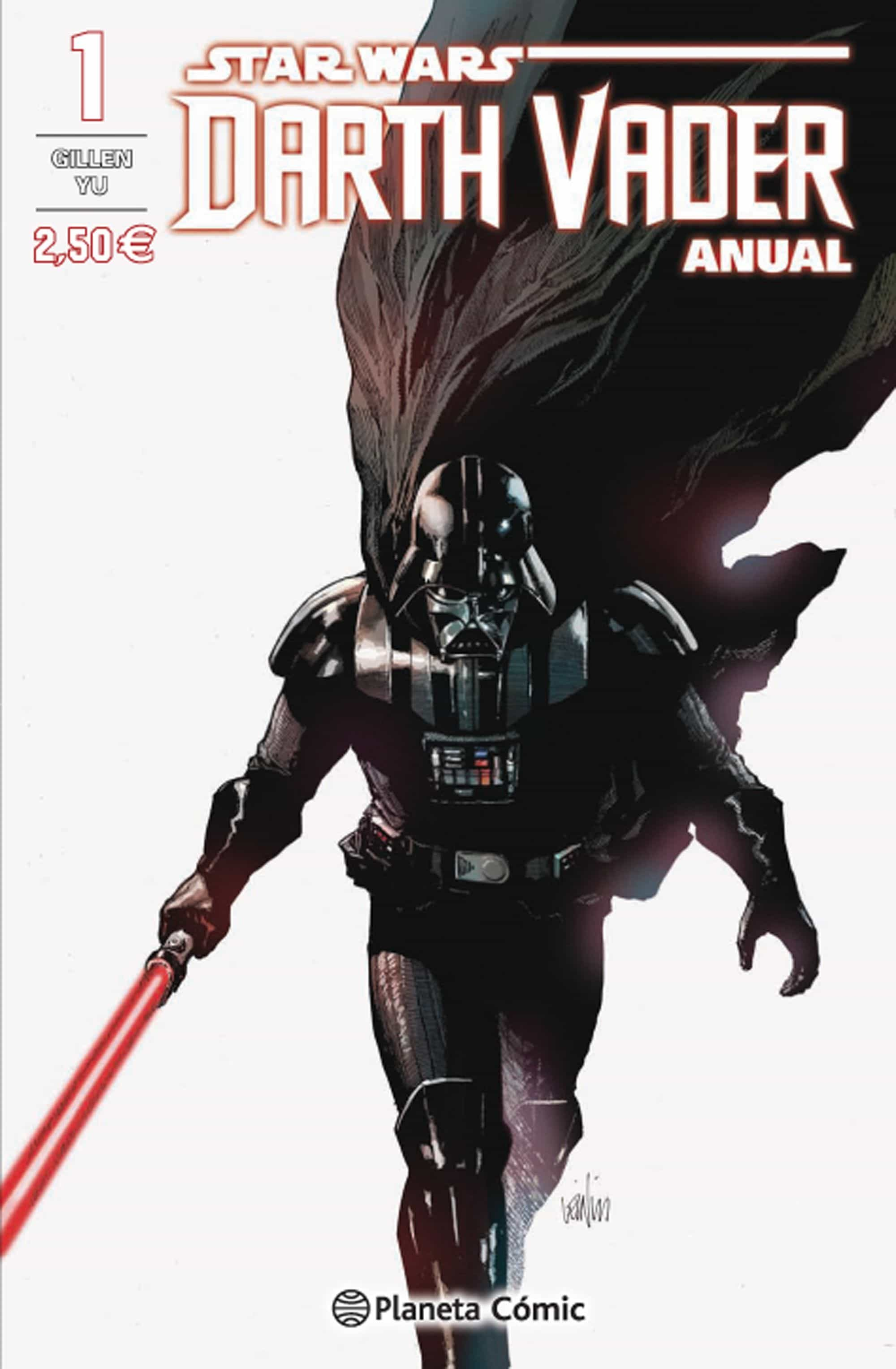 STAR WARS DARTH VADER ANUAL 1