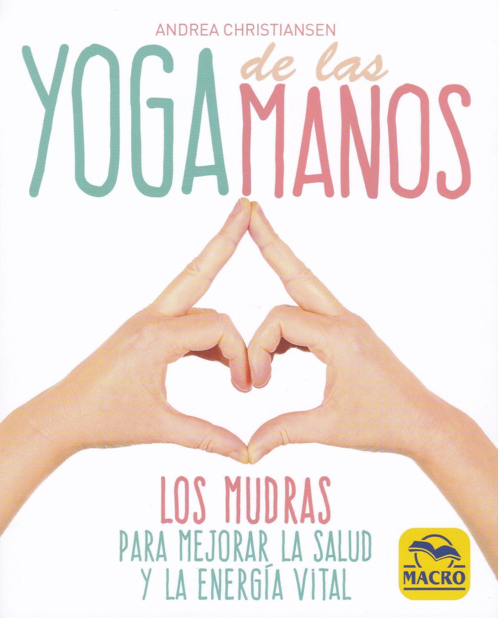 Yoga De Las Manos por Andrea Christiansen