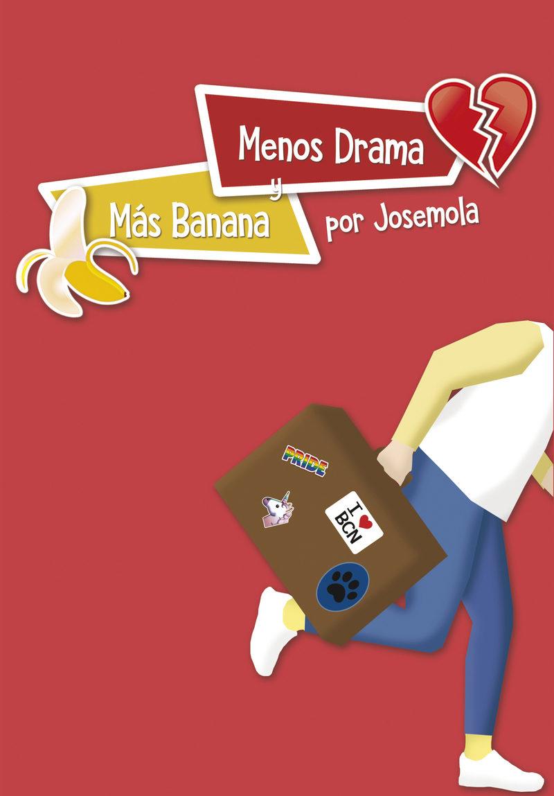 Resultado de imagen de menos drama y mas banana