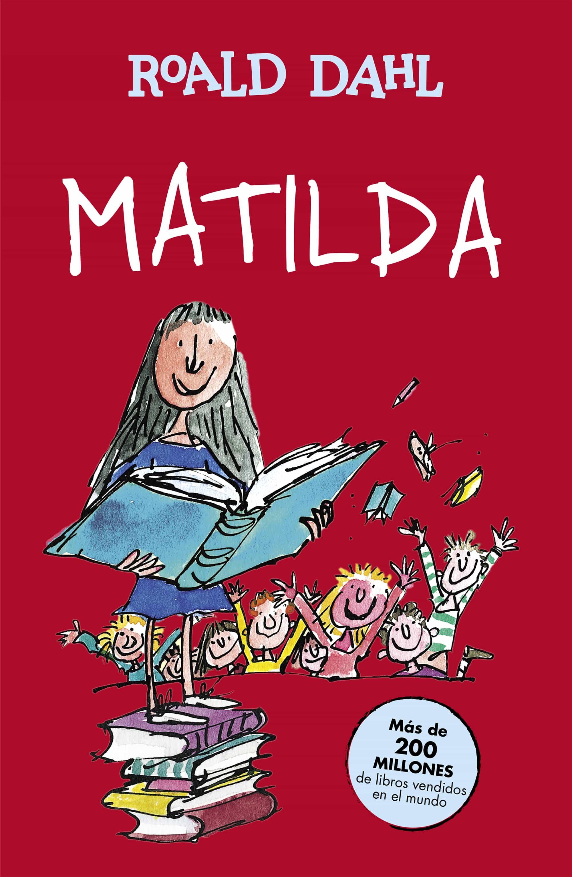 Matilda por Roald Dahl