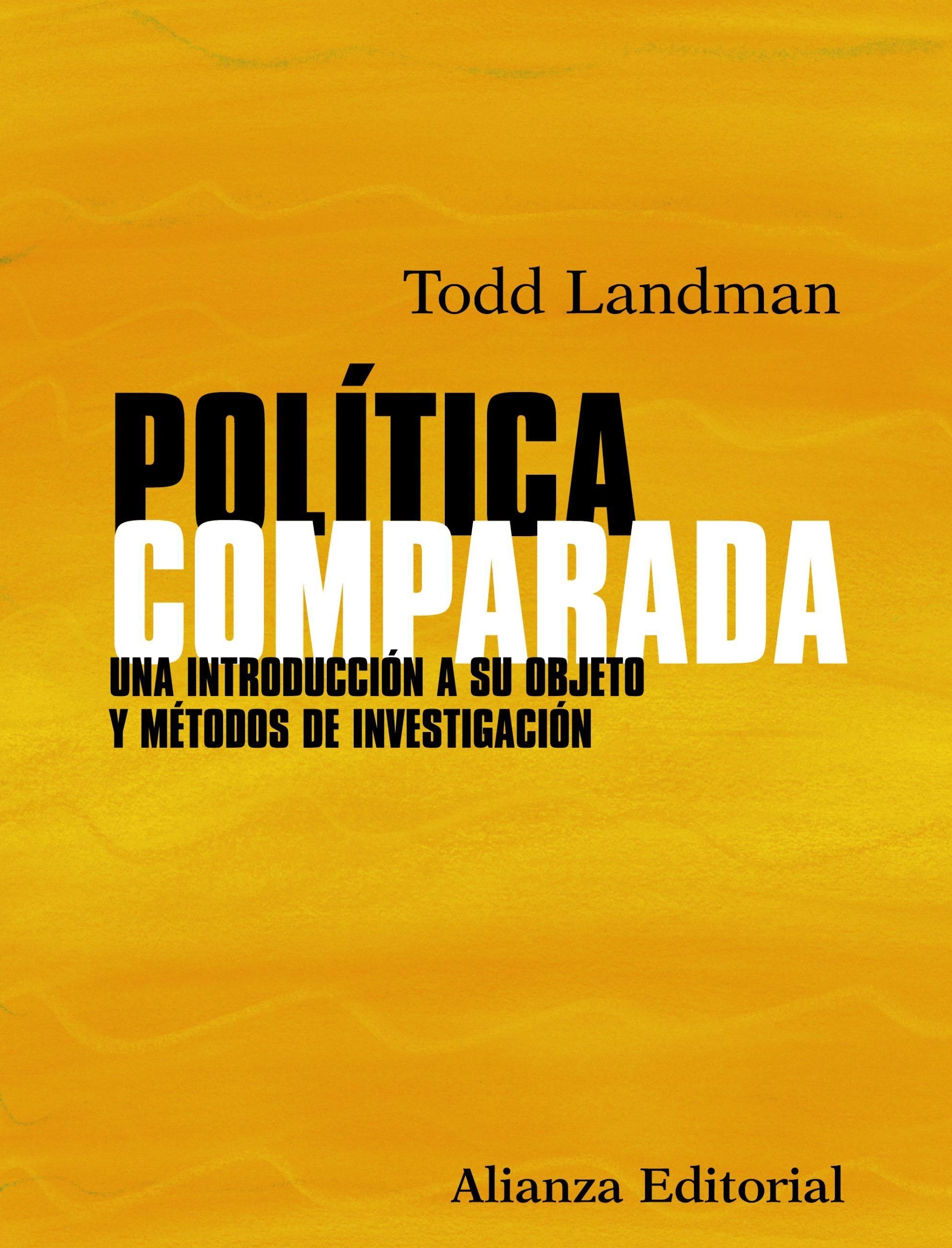 Política Comparada   por Todd Landman