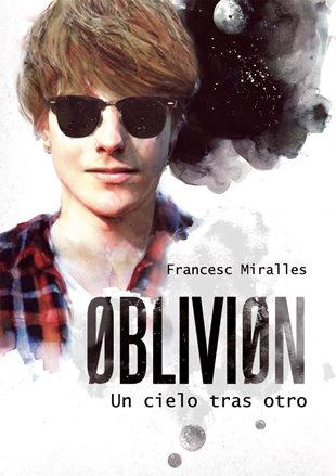 Portada del libro Oblivion, de Francesc Miralles