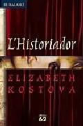 L Historiador por Elizabeth Kostova epub