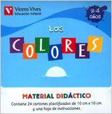 Los Colores (3-4 Años) por Vv.aa. Gratis