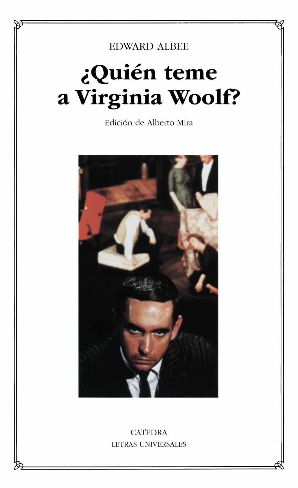Resultado de imagen de quien teme a virginia woolf albeen