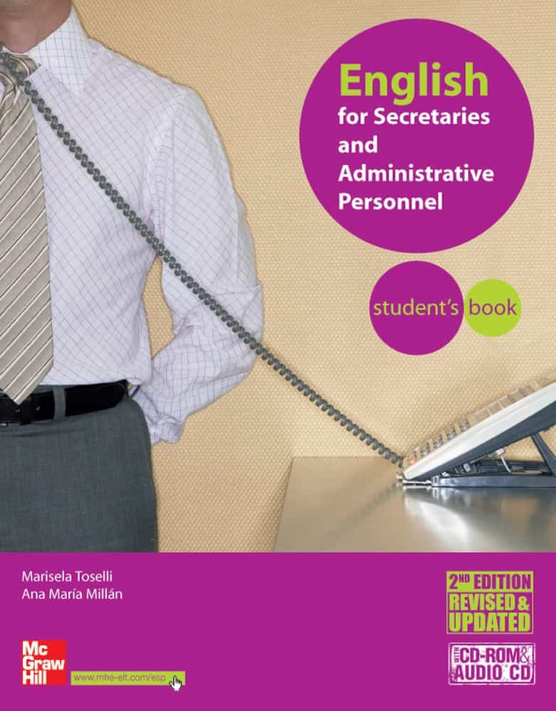 descargar ENGLISH FOR SECRETARIES AND ADMINISTRATIVE PERSONNEL: STUDENT S B OOK pdf, ebook