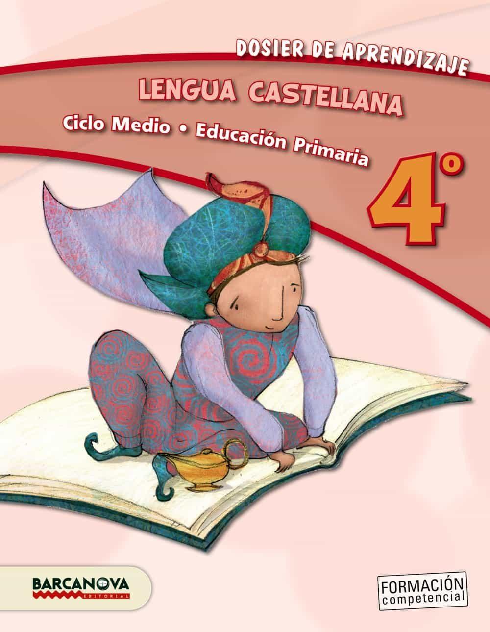 descargar LENGUA CASTELLANA 4º CM. DOSIER DE APRENDIZAJE ED 2013 CATALUÑA/BALEARES CATALA pdf, ebook