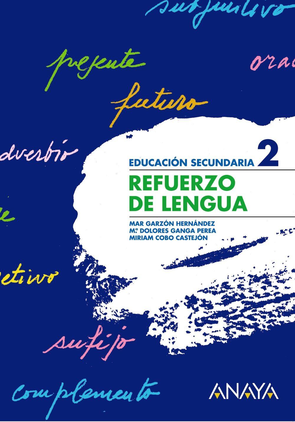 Refuerzo De Lengua 2 por Vv.aa.