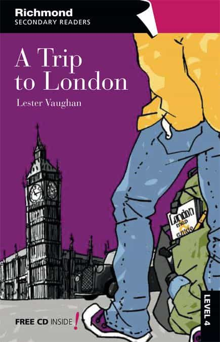 a trip of london (level 4)-lester vaughan-9788466812573