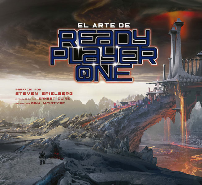 el arte de ready player one-gina mcintyre-9788467931273