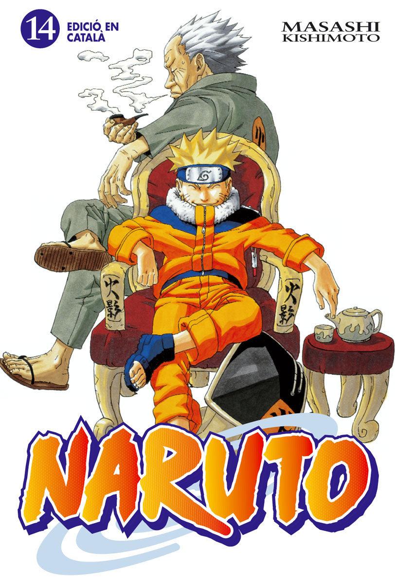 Naruto 14 (catala) por Masashi Kishimoto epub