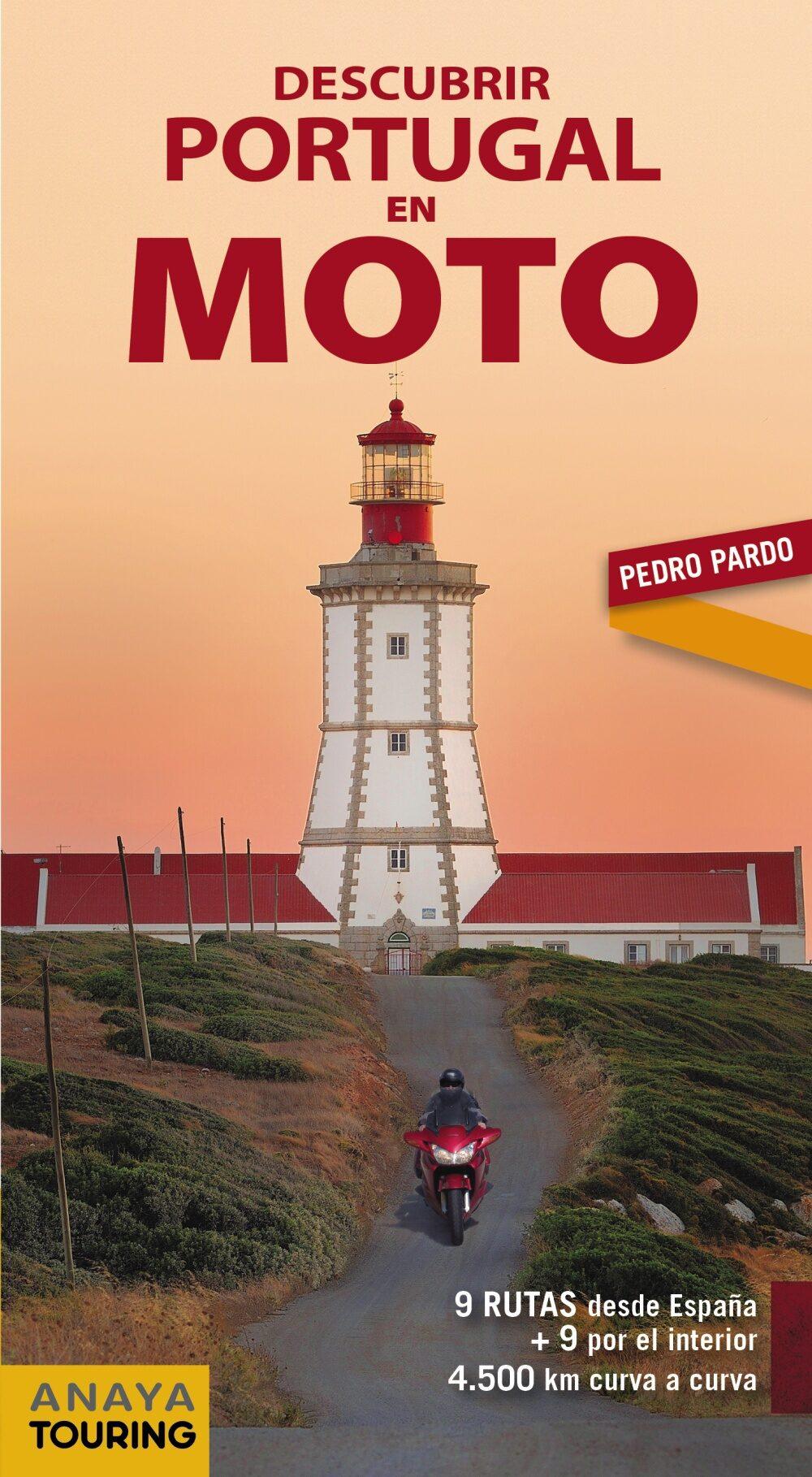 descubrir portugal en moto 2018-pedro pardo blanco-9788491580973