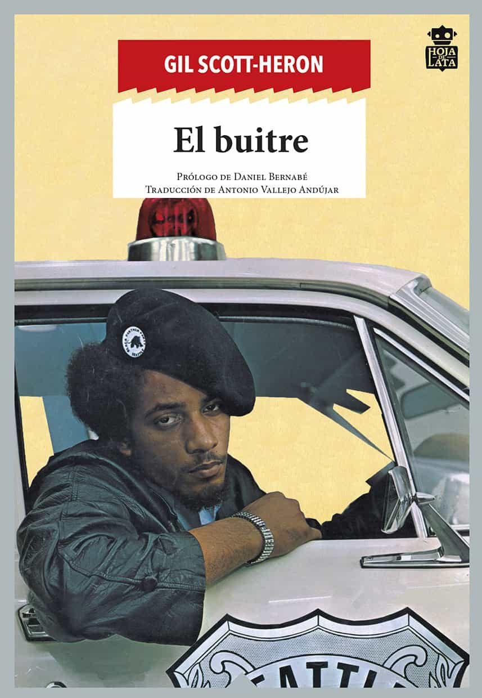 el buitre-gil scott-heron-9788494280573