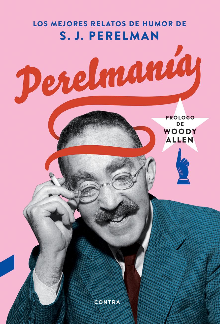 perelmania: los mejores relatos de humor de s. j. perelman-s.j. perelman-9788494745973