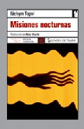 Misiones Nocturnas por Jachym Topol epub
