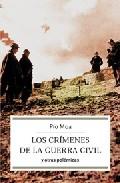 crimenes de la guerra civil y otras polemicas-pio moa-9788497342773