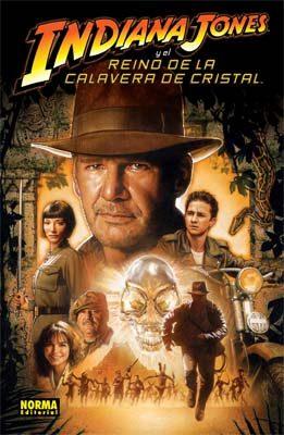 Indiana Jones Y El Reino De La Calavera De Cristal (comic Oficial De La Pelicula) por Vv.aa.