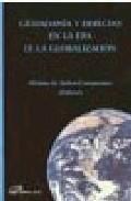 Ciudadania Y Derecho En La Era De La Globalizacion por Alfonso De Julios-campuzano epub