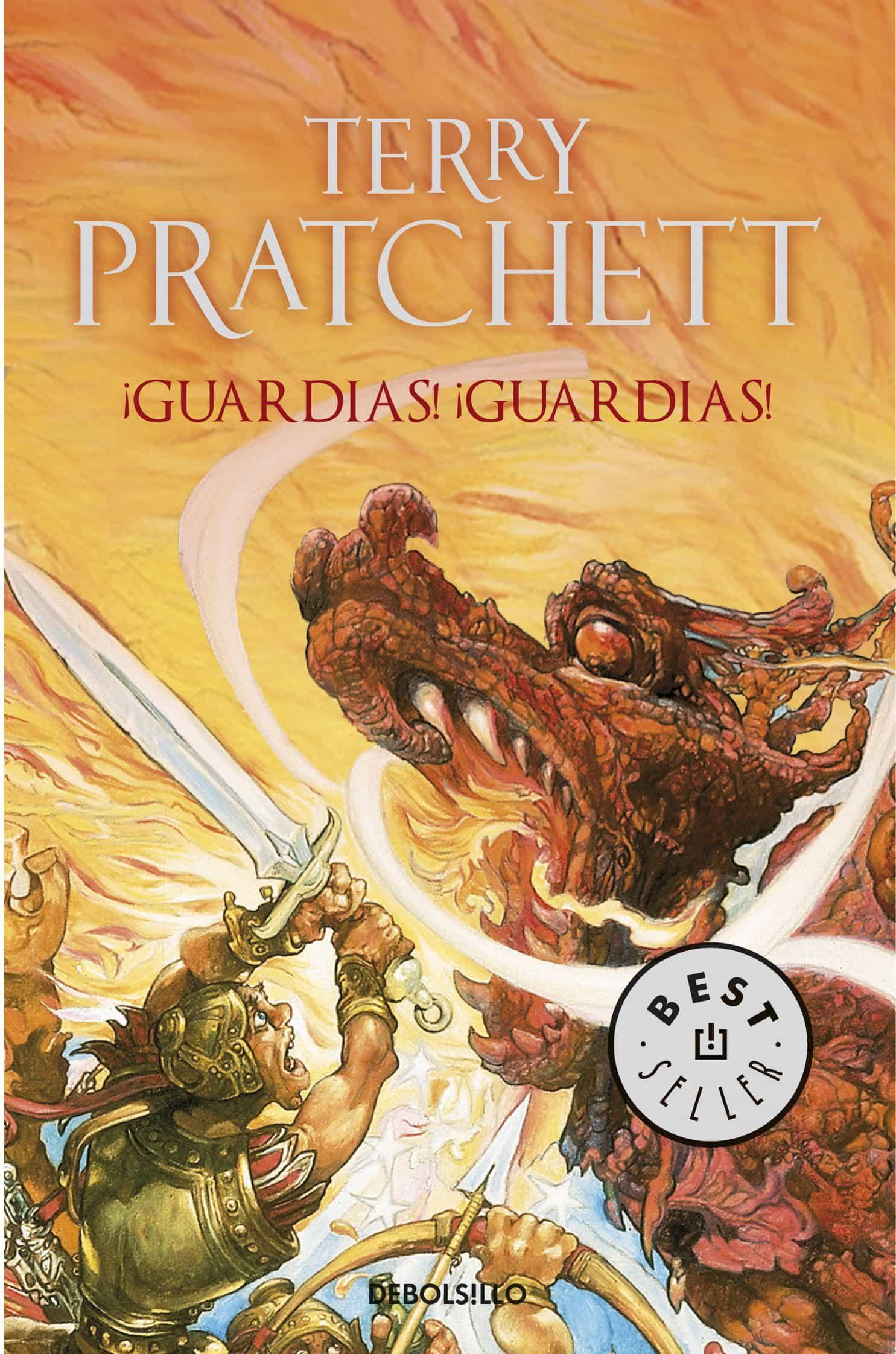 ¡guardias! ¡guardias! (mundodisco 8)   por Terry Pratchett