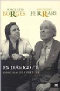 En Dialogo (vol. Ii) por Jorge Luis Borges;                                                                                    Osvaldo Ferrari epub
