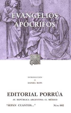 Evangelios Apocrifos (10ª Ed.) por Daniel (intr.) Rops epub