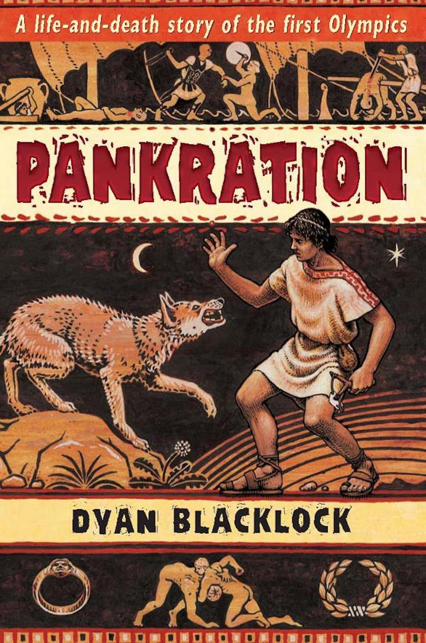 Pankration (A little ark book)