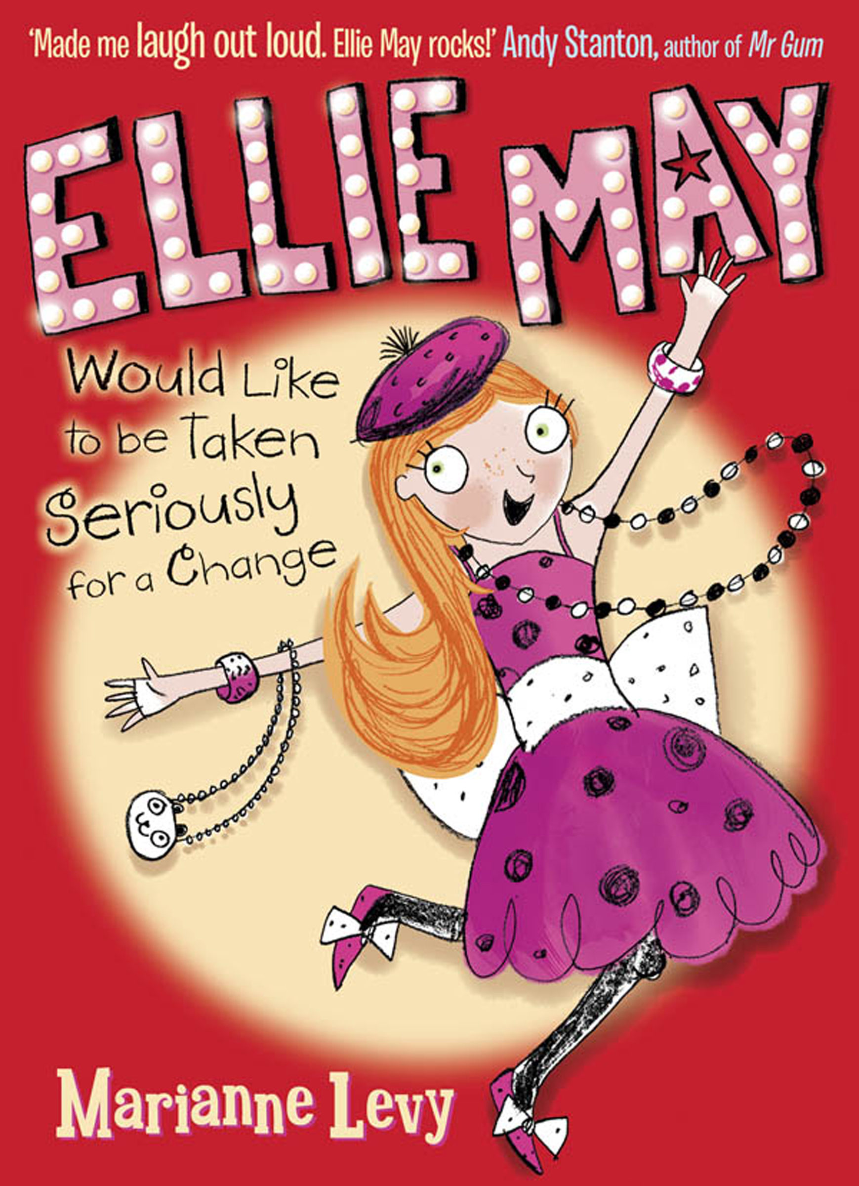 ELLIE MAY WOULD LIKE TO BE TAKEN SERIOUSLY FOR A CHANGE (EBOOK)