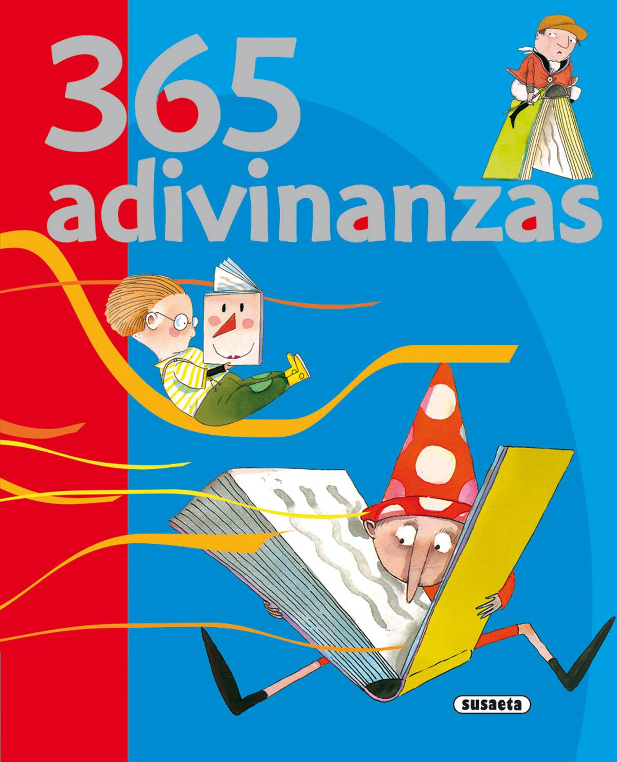 365 adivinanzas (Grandes Libros)