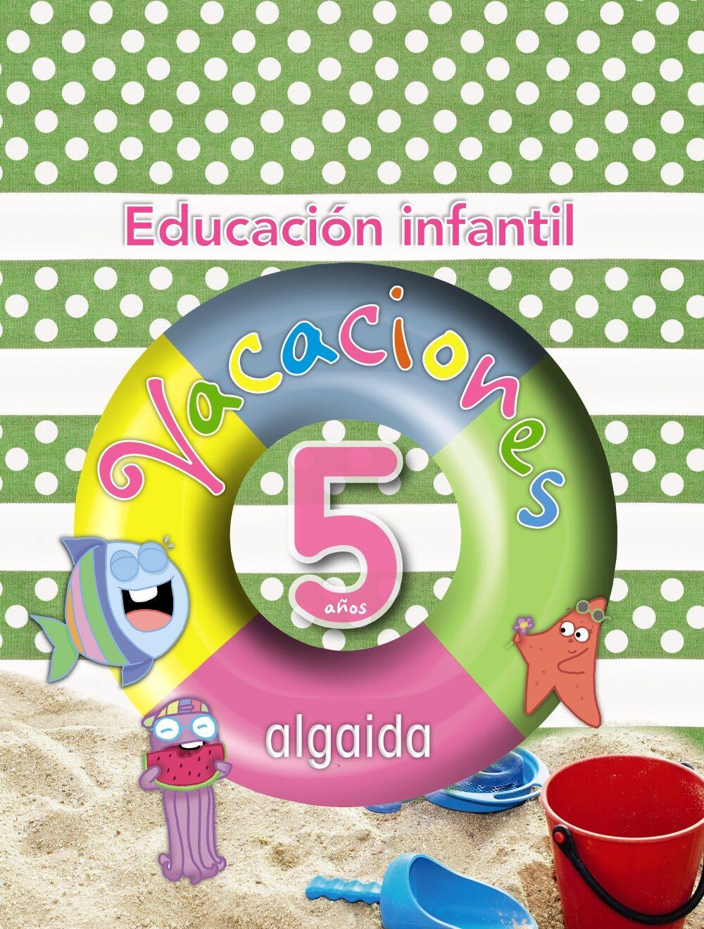 VACACIONES ALGAIDA 5 AÑOS