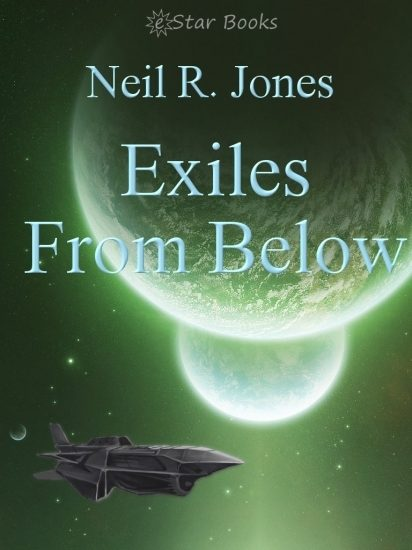 Exiles From Below (English Edition)