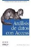 ANALISIS DE DATOS CON ACCESS