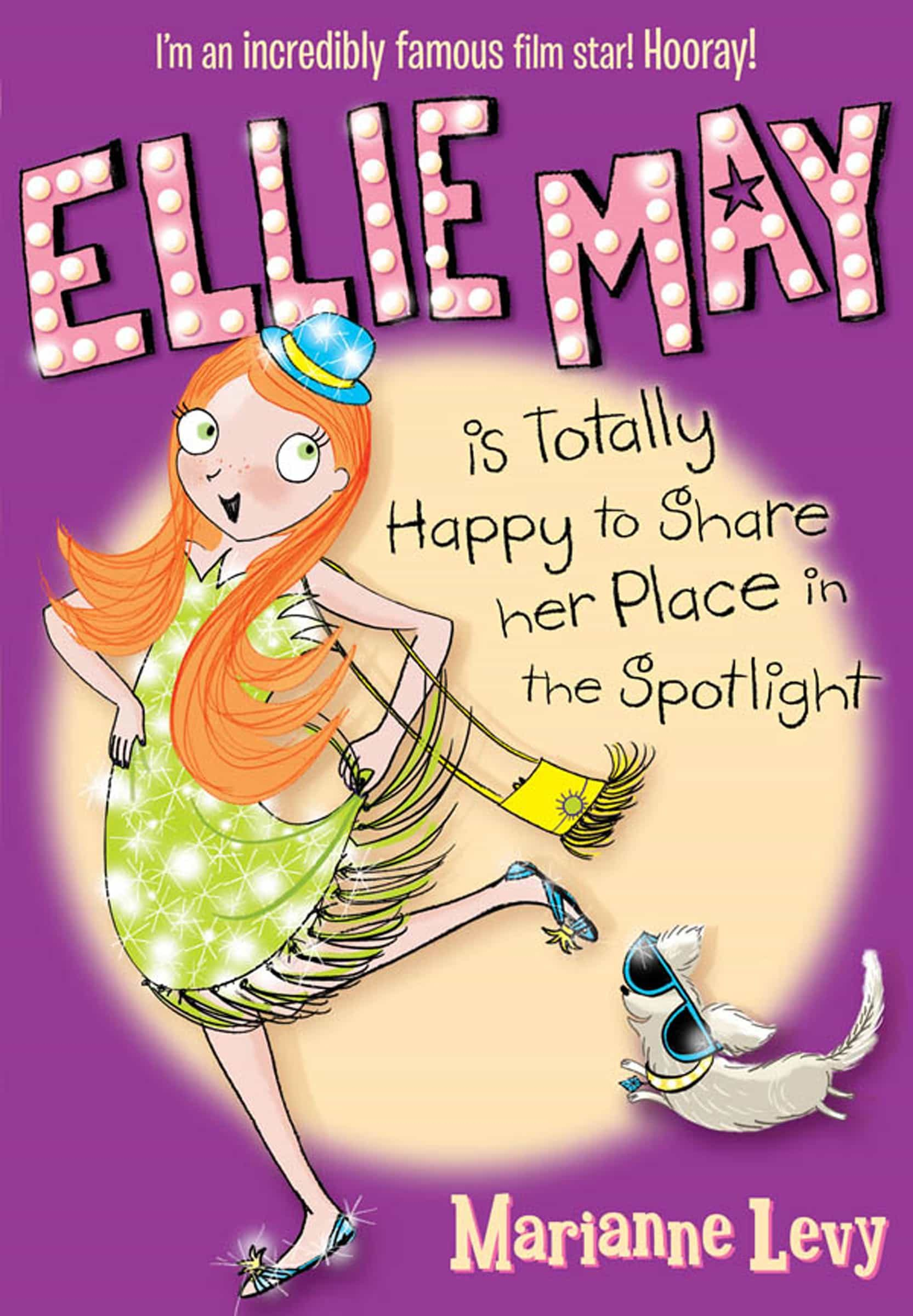 ELLIE MAY IS TOTALLY HAPPY TO SHARE HER PLACE IN THE SPOTLIGHT (EBOOK)