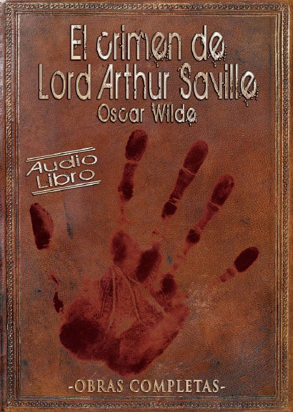 el crimen de lord arthur saville (cd´s sencillo) (audiolibro)-oscar wilde-8436014969583